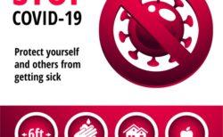 コロナウイルス感染対策 営業自粛のおしらせ